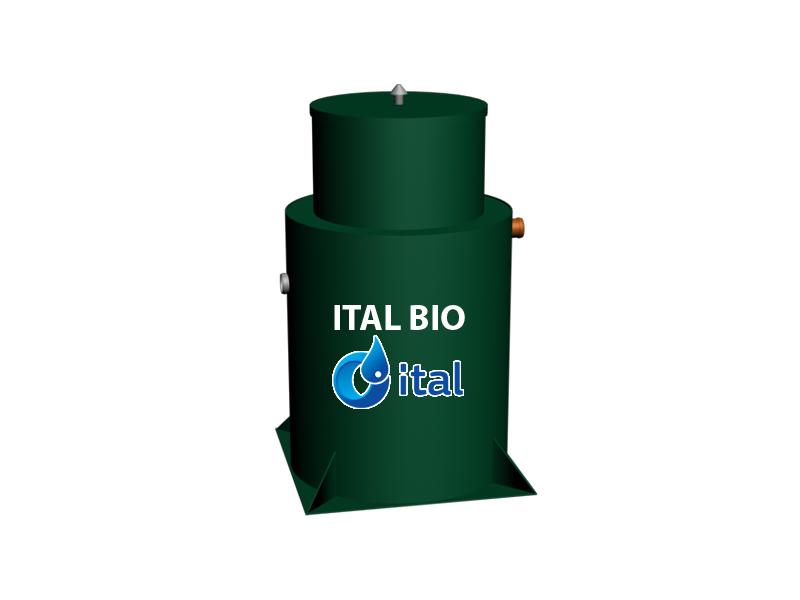 Автономная канализация - Ital Bio 5 (Стандарт)